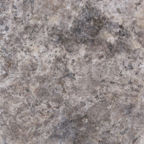Naturstein Silver travertine tumbled french pattern